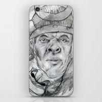 Samurái iPhone & iPod Skin
