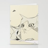 cat2 Stationery Cards