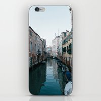 Winter in Venice iPhone & iPod Skin
