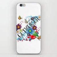 Gutmensch iPhone & iPod Skin