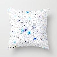 Anti-Space Throw Pillow