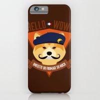Hello Wow, Omelette Du F… iPhone 6 Slim Case