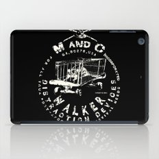 M and C incorporated iPad Case
