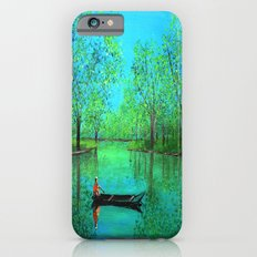 Lake reflection Slim Case iPhone 6s