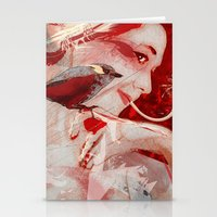 Songbird- Version2 Stationery Cards