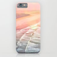 iPhone & iPod Case featuring Pink Ocean by  Alexia Miles photography