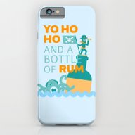 Yo Ho Ho And A Bottle Of… iPhone 6 Slim Case