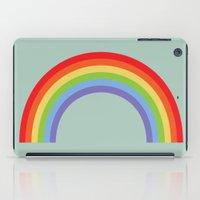 Rainbow Sky iPad Case