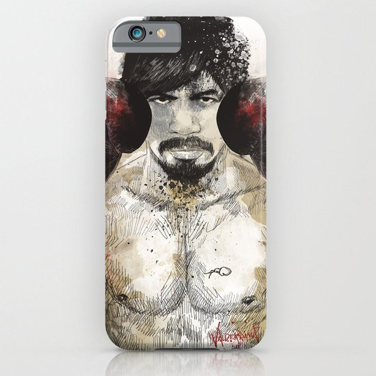 Manny Pacquiao - Bloody Gloves iPhone & iPod Case