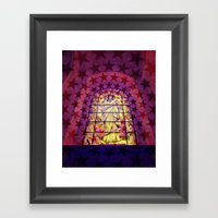 to save and preserve Framed Art Print