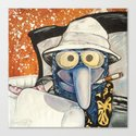 Fear & Loathing Gonzo Canvas Print