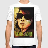 International Man Of Mys… Mens Fitted Tee White SMALL