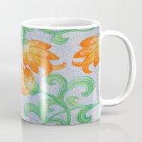 Blooming Star Mug