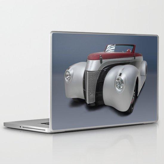 Sexy Curves Laptop & iPad Skin
