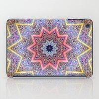 Mandala Faaa Raaa Oooon  iPad Case