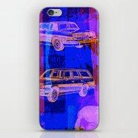 Caprice iPhone & iPod Skin