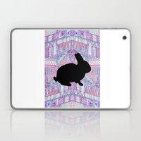 Rabbit Pattern Laptop & iPad Skin