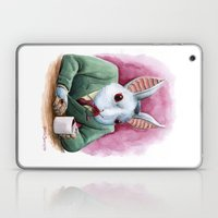 Count Fluffington, CPA Laptop & iPad Skin