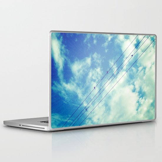 Charging Laptop & iPad Skin