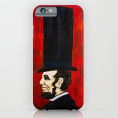 Abraham Lincoln -f iPhone 6 Slim Case