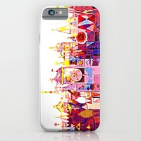 iPhone & iPod Case featuring SMALL WORLD 011 by Lazy Bones Studios