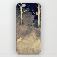Winter Song iPhone & iPod Skin
