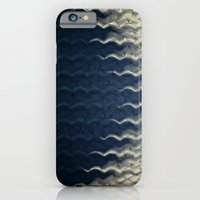 wave iPhone & iPod Cases featuring Wave by thinschi