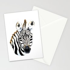 Zebra Foal Stationery Cards
