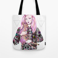 EMBRACE By Kris Tate And… Tote Bag