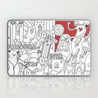 Citylife Laptop & iPad Skin