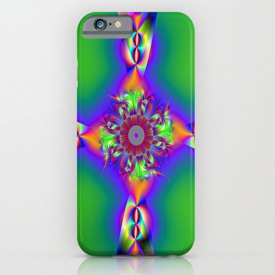 FishTail cross iPhone & iPod Case