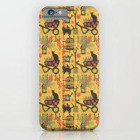 iPhone & iPod Case featuring intrepid gardeners by kociara