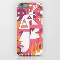 iPhone & iPod Case featuring Cloud Generator by Wilmer Murillo