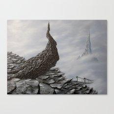 mimicking stones Canvas Print