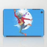 BIRDMAN iPad Case