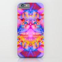 Funky Reincarnation-Lady Jasmine iPhone 6 Slim Case