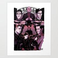 GOTHAM 2 Art Print
