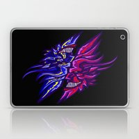 Twin Demons Intertwined Laptop & iPad Skin