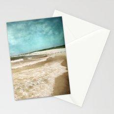 Tarifa beach at summer Stationery Cards