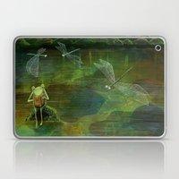 Frog on his Rock Laptop & iPad Skin