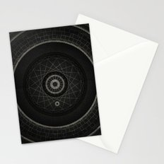Inner Space 4 Stationery Cards