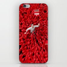 Oppression - Man iPhone & iPod Skin
