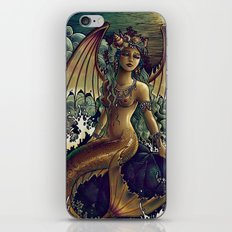 The Sea is a Lonely Place iPhone & iPod Skin
