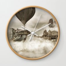 The Far Pavilions Wall Clock
