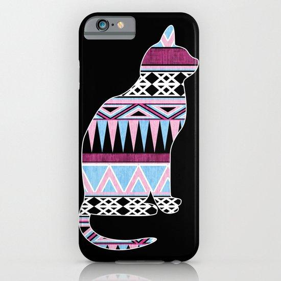 Fun & Fancy Kitty. iPhone & iPod Case