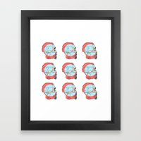 Empty Thought Framed Art Print