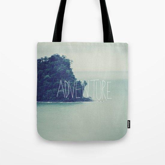 Adventure Island Tote Bag