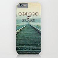 Ticket To Ride iPhone 6 Slim Case