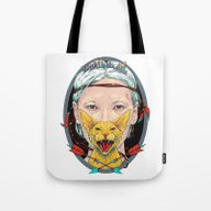Crystal Goddess Tote Bag