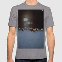 Billard Mens Fitted Tee Athletic Grey SMALL